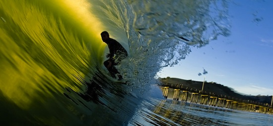 6 feet and perfect surf photography